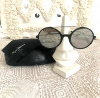 Pepe Jeans Round Sunglasses black