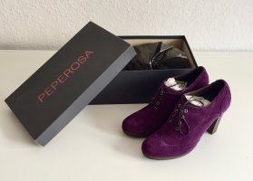 Peperosa Leder Stiefelette Size 37 New