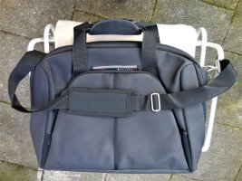DELSEY Laptop bag anthracite-black