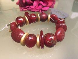 Perlen Armband , Pilgrim , flexibel