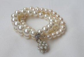 Perlen Armband Set