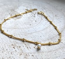 Perlen Armband Silber 925