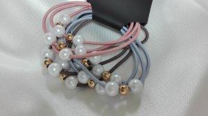 Perlen Haargummis