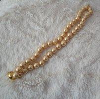 Armband met parels goud-geel