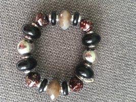 Esprit Bracelet anthracite-silver-colored