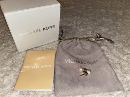 Michael Kors Ear stud white-gold-colored