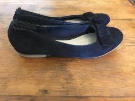 Pesaro Mary Jane Ballerinas black