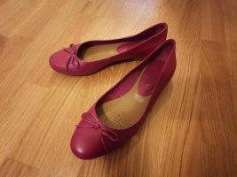 Ballerina pieghevole viola