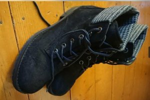 Pesaro Schnürstiefeletten boots schwarz 41