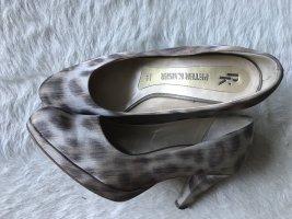Peter Keiser Schuhe Pamps Leo-Muster  Gr.37
