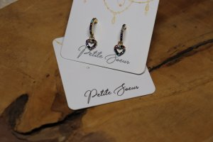 Petite Soeur Gold Earring gold-colored