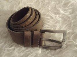 Leather Belt light brown