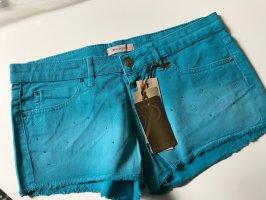 Phard Shorts turchese-azzurro