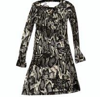 Philipp Plein Mini Kleid Python