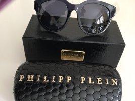 Philipp Plein Bril donkerblauw kunststof