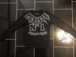 Philipp Plein Sweatshirt Gr. S schwarz