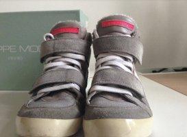 Philippe Model Sneaker High Top 38 grau pink