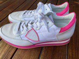 Philippe Model Sneaker Weiß/Pink-Größe 39 ❤️