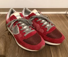 Philippe Model Sneakers Gr.38 rot