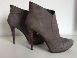 Phillip Hardy Paris * Ankle, HIGH HEELS * Gr 38 (39) * ECHT LEDER* w.NEU !!