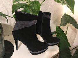Phillip Hardy Paris Leder Plateau Boots