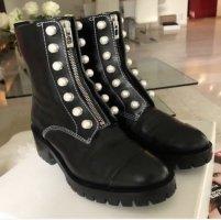 Phillip Lim Chelsea Boot noir cuir