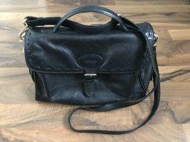 Picard Handtasche schwarz Leder