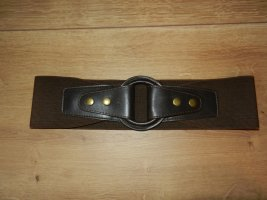 Pieces Cinturón de cadera marrón oscuro