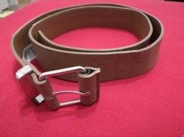 Pieces Odelia Jeans Belt brauner Gürtel 95cm