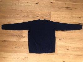Pieces Pullover blau Größe S