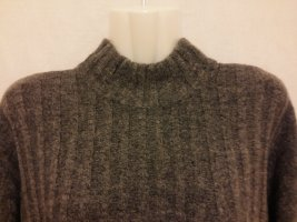 Pieces Pullover Gr. M/L Dark Grey/Melange