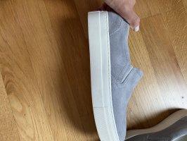 Pier One schuhe 40 grau Sneaker