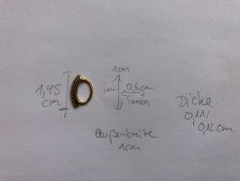 Piercing Titan Vergoldet Clicker