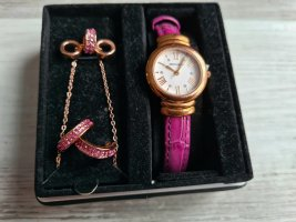 Pierre Cardin Watch With Leather Strap multicolored