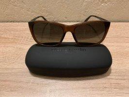 Pierre Cardin Sonnenbrille in braun mit Etui *NEU*