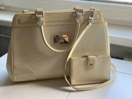 Pierre Cardin: Tasche + Geldbörse