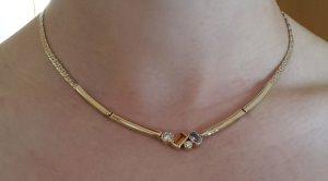 Pierre Lang Collier/Halskette mit hübschen Steinen