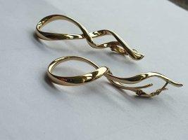 Pierre Lang Złoty pierścionek złoto