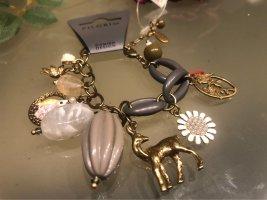 Pilgrim Charm Bracelet multicolored