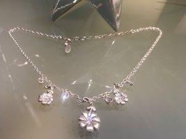 Pilgrim Collier Necklace silver-colored