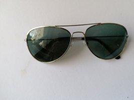 Pilotenbrille, Sonnenbrille, Fliegerbrille, Brille, Bikerbrille