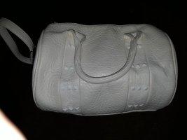 Pimkie Handtasche Bowlingtasche wollweiß