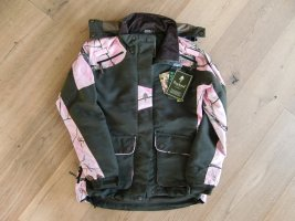 Outdoor Jacket forest green polyester