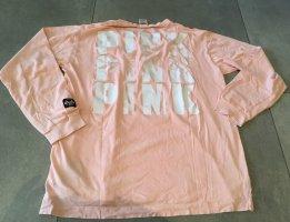 Pink Victoria's Secret Maglione con cappuccio multicolore