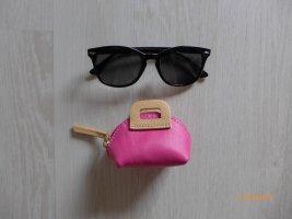 pink Mini Handtaschen Münzbeutel
