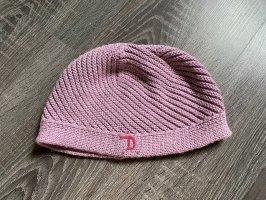 Diesel Gorra magenta-rosa
