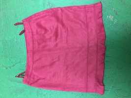 Pink / roter Rock gr. 38, top Zustand