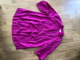 Long Blouse pink rayon