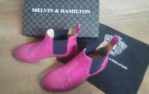 pinke Chelsea Boots Melvin & Hamilton