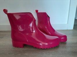 Graceland Wellington laarzen roze